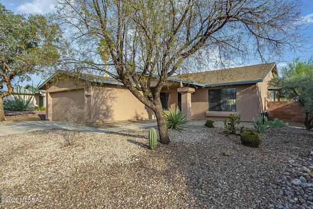 4667 W Bayberry Street, Tucson, AZ 85742 (#22118789) :: Gateway Partners International
