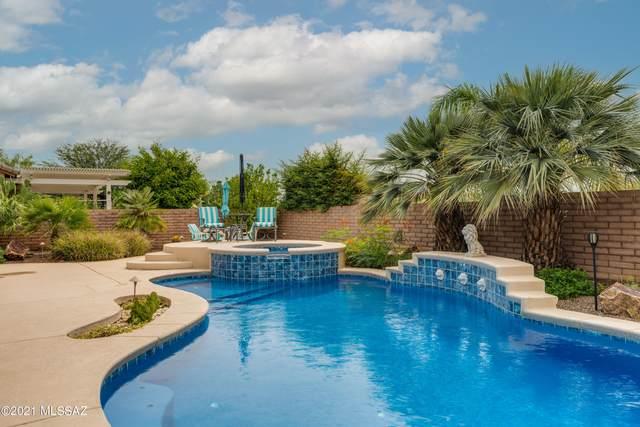 727 N Pebbles Ridge Drive, Green Valley, AZ 85614 (#22118794) :: Tucson Real Estate Group