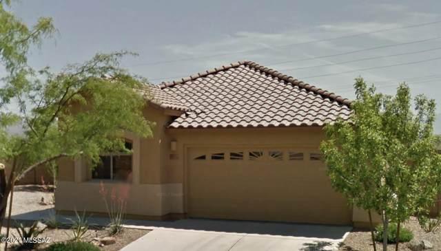 12268 N Gadwall Drive, Marana, AZ 85653 (#22118803) :: The Crown Team