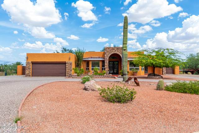 5545 S Camino De La Tierra, Tucson, AZ 85746 (#22118804) :: Long Realty - The Vallee Gold Team