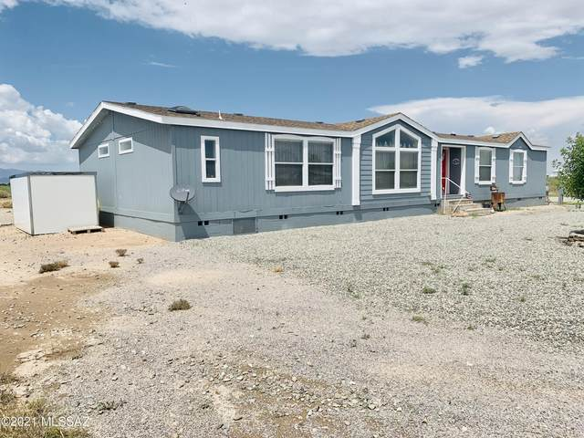 2591 W Hobbs Road, Willcox, AZ 85643 (#22118805) :: Long Realty - The Vallee Gold Team
