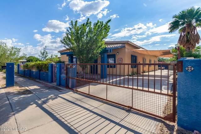 2026 S Amigo Avenue, Tucson, AZ 85713 (#22118807) :: Long Realty Company