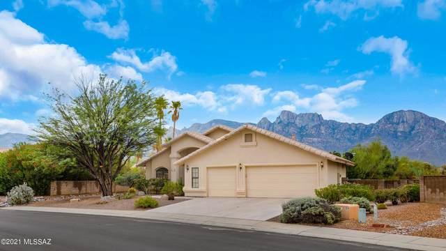 1520 E Ganymede Drive, Tucson, AZ 85737 (#22118814) :: Long Realty Company