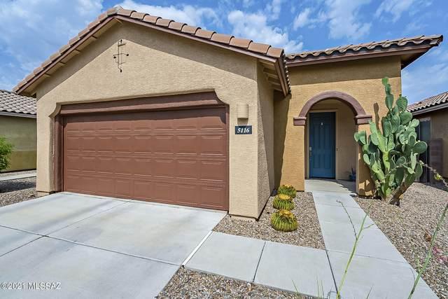 5116 N River Fringe Drive, Tucson, AZ 85704 (#22118822) :: Long Realty - The Vallee Gold Team