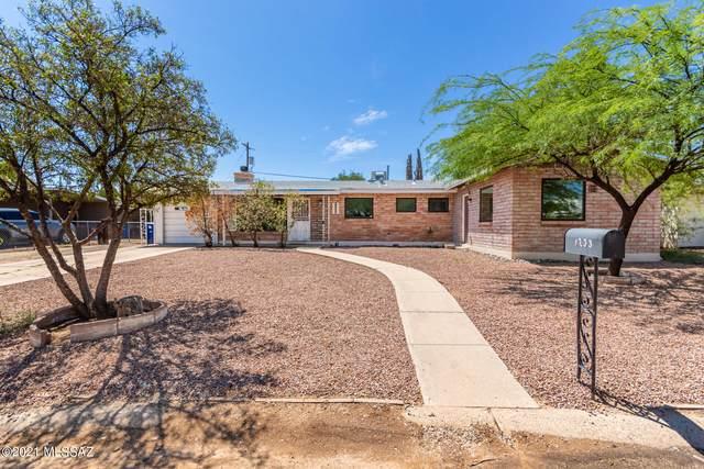 1233 S Avenida Sirio, Tucson, AZ 85710 (#22118823) :: Long Realty - The Vallee Gold Team