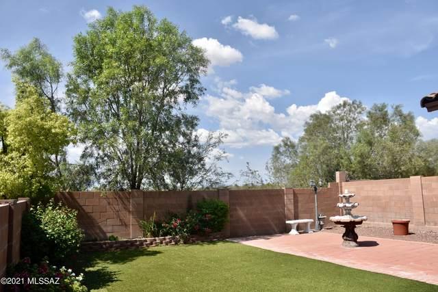7449 E Fair Meadows Loop, Tucson, AZ 85756 (#22118827) :: Long Realty - The Vallee Gold Team