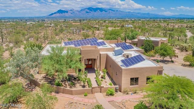 3610 W Goret Road, Tucson, AZ 85745 (MLS #22118834) :: My Home Group