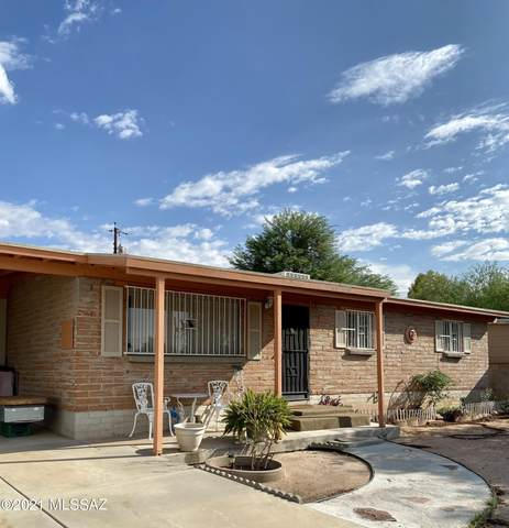 4124 N Nidito Place, Tucson, AZ 85705 (#22118840) :: Long Realty - The Vallee Gold Team