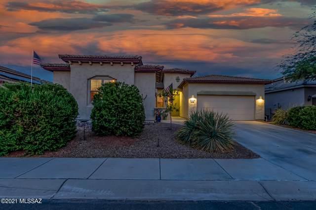 12742 N Quinoa Drive, Marana, AZ 85653 (#22118843) :: The Crown Team