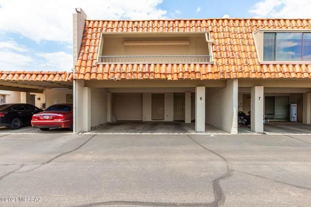 2525 E Prince Road #6, Tucson, AZ 85716 (#22118847) :: The Crown Team