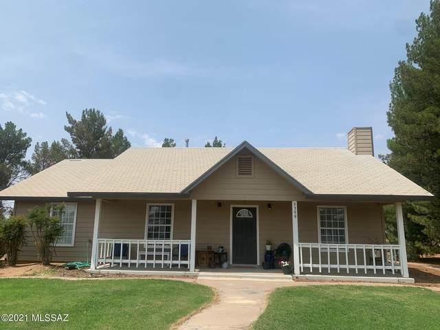 5393 E Wayne Way, Elfrida, AZ 85610 (#22118849) :: Luxury Group - Realty Executives Arizona Properties