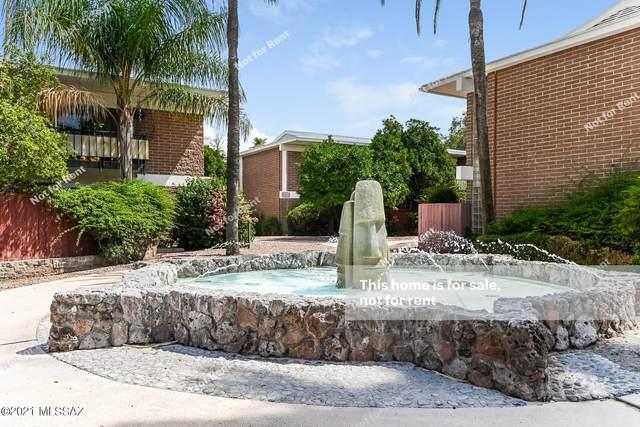3940 E Timrod Street #219, Tucson, AZ 85711 (#22118853) :: The Local Real Estate Group | Realty Executives
