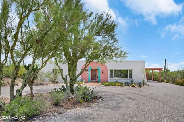 6521 N Calle Padre Felipe, Tucson, AZ 85718 (#22118855) :: Tucson Real Estate Group