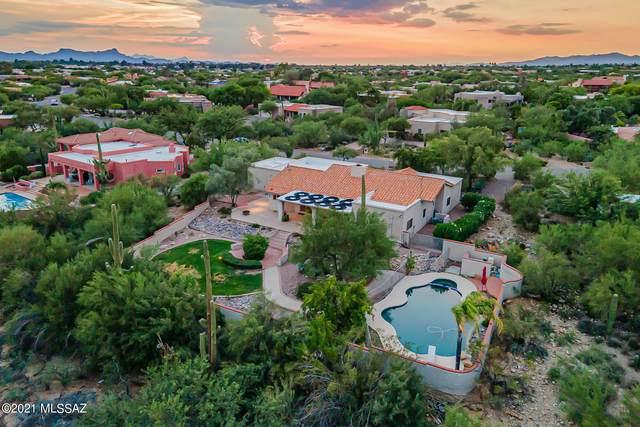 6228 N Camino De Michael, Tucson, AZ 85718 (#22118856) :: Tucson Real Estate Group