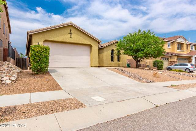 17116 S Painted Vistas Way, Vail, AZ 85641 (#22118865) :: Long Realty - The Vallee Gold Team