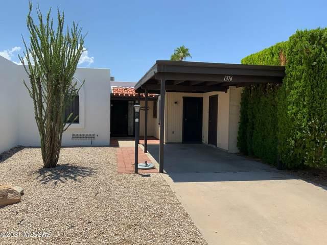 1376 S Desert Meadows Circle, Green Valley, AZ 85614 (#22118867) :: Tucson Real Estate Group