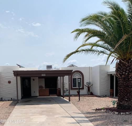 366 N Calle Del Chancero, Green Valley, AZ 85614 (#22118874) :: Tucson Real Estate Group