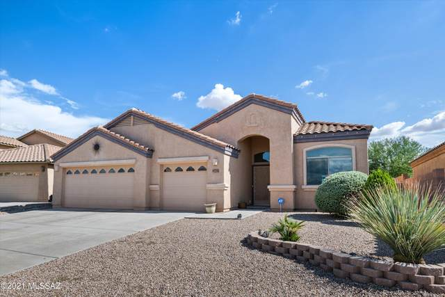 7856 E Jack Oak Road, Tucson, AZ 85756 (#22118876) :: Long Realty - The Vallee Gold Team