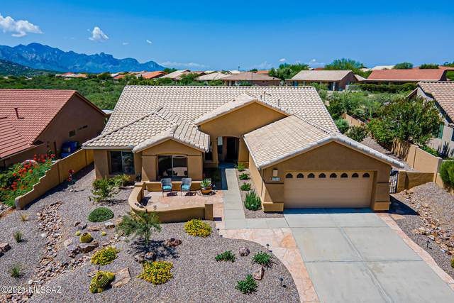 37312 S Ocotillo Canyon Drive, Saddlebrooke, AZ 85739 (#22118892) :: Luxury Group - Realty Executives Arizona Properties