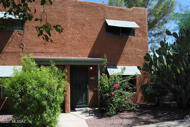 2950 N Alvernon Way #7105, Tucson, AZ 85712 (#22118894) :: Long Realty - The Vallee Gold Team
