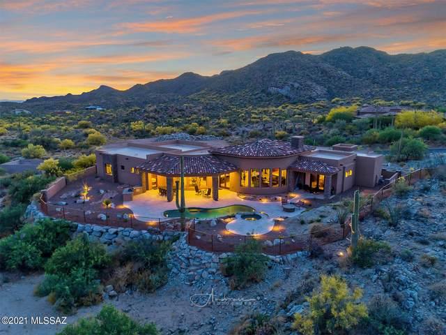 14530 N Granite Peak Place, Oro Valley, AZ 85755 (#22118895) :: Tucson Real Estate Group