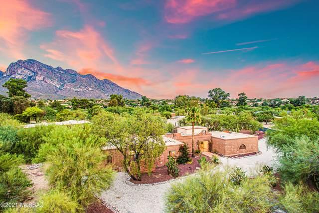 465 W Orango Place, Tucson, AZ 85737 (#22118898) :: Gateway Partners International