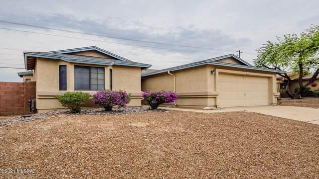 737 S Granite Falls Drive, Tucson, AZ 85748 (#22118904) :: The Local Real Estate Group | Realty Executives