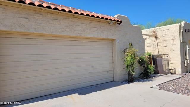 2443 W Calle Retana, Tucson, AZ 85745 (#22118912) :: Tucson Real Estate Group
