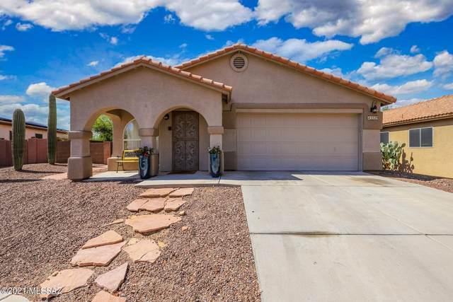 3529 W Camino De Talia, Tucson, AZ 85741 (#22118915) :: AZ Power Team