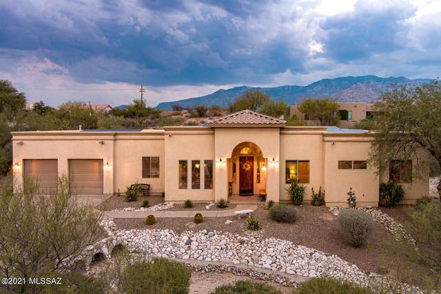 11540 N Flying Bird Drive, Tucson, AZ 85737 (#22118917) :: Tucson Real Estate Group