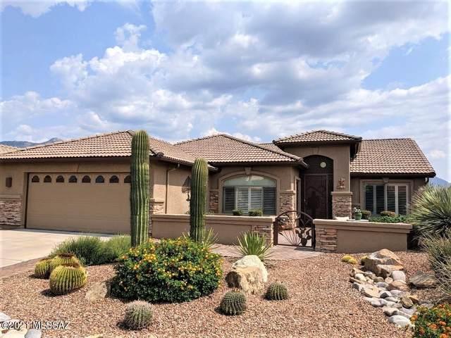 62845 E Harmony Drive, Saddlebrooke, AZ 85739 (#22118920) :: Long Realty Company