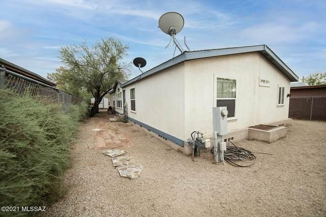 1449 W Hualpai Road, Tucson, AZ 85745 (#22118930) :: Tucson Real Estate Group