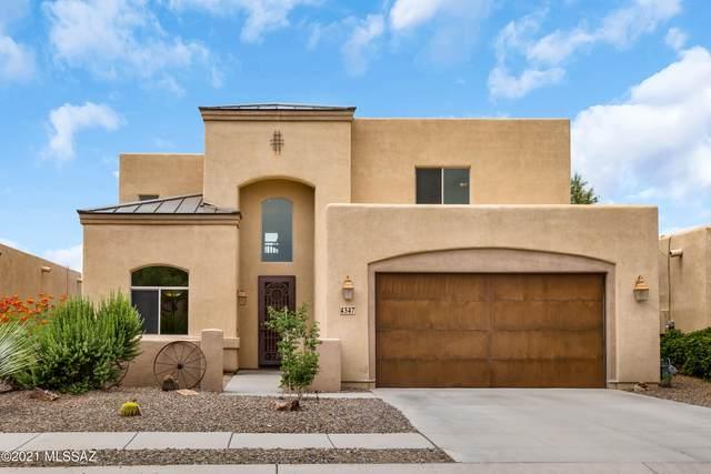 4347 W Cloud Ranch Place, Marana, AZ 85658 (#22118931) :: The Crown Team