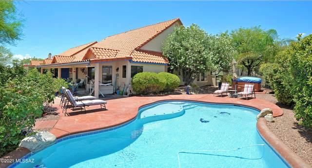 11170 N Broadstone Drive, Oro Valley, AZ 85737 (#22118933) :: The Crown Team