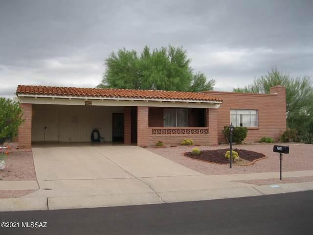200 W Calle Montana Jack, Green Valley, AZ 85614 (#22118935) :: Tucson Real Estate Group
