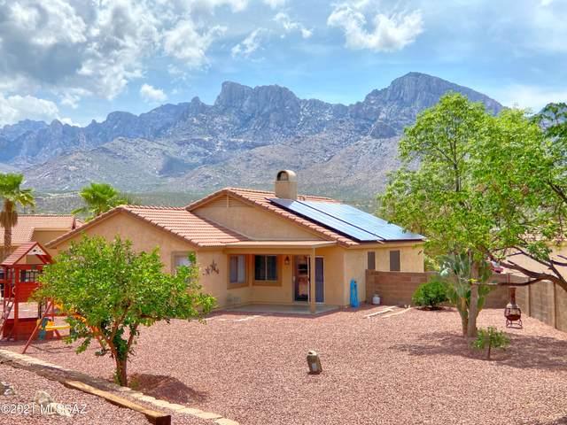 10779 N River Point Court, Tucson, AZ 85737 (#22118936) :: The Crown Team