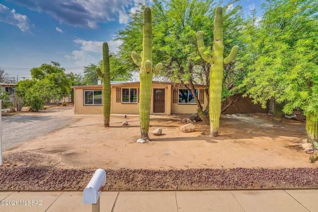 3949 E 27Th Street, Tucson, AZ 85711 (#22118937) :: The Crown Team