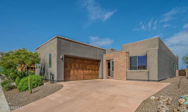 11491 N Moon Ranch Place, Marana, AZ 85658 (#22118939) :: The Crown Team