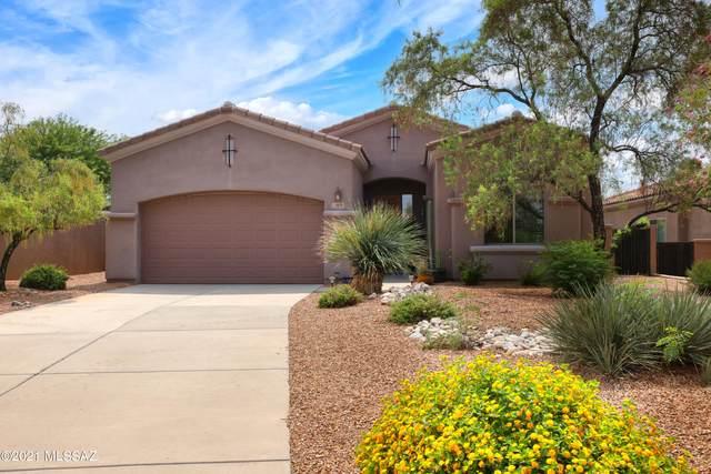 6274 N Campo Abierto, Tucson, AZ 85718 (#22118940) :: Tucson Real Estate Group