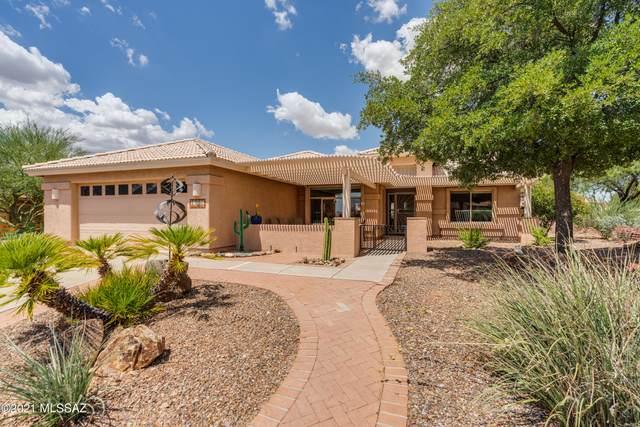 1831 E Redstart Road, Green Valley, AZ 85614 (#22118942) :: The Crown Team
