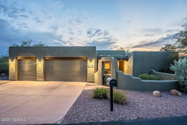 2425 N Cavalry Trail, Tucson, AZ 85749 (#22118944) :: The Local Real Estate Group | Realty Executives