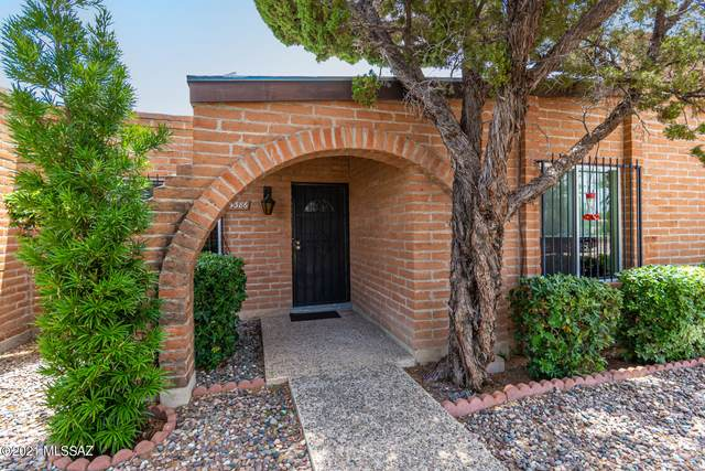 4386 E Fort Lowell, Tucson, AZ 85712 (#22118945) :: The Local Real Estate Group | Realty Executives