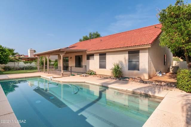 11442 N Ingot Loop, Tucson, AZ 85737 (#22118946) :: The Crown Team