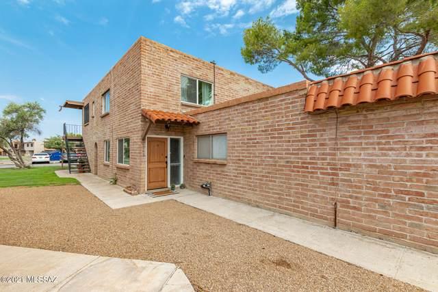 6765 E Calle La Paz B, Tucson, AZ 85715 (#22118947) :: The Local Real Estate Group | Realty Executives