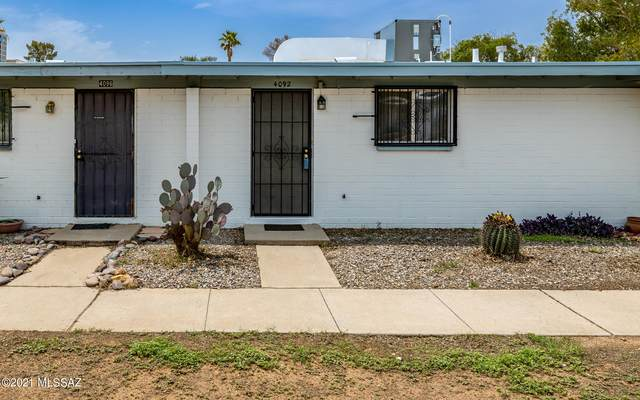 4092 S Evergreen Avenue, Tucson, AZ 85730 (#22118949) :: The Local Real Estate Group | Realty Executives