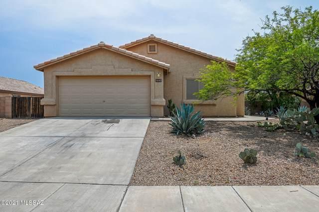5645 S Acacia Ridge Drive, Tucson, AZ 85757 (#22118954) :: Long Realty - The Vallee Gold Team