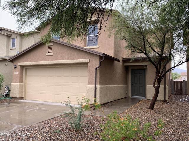 8424 N Placita De Los Laureles, Tucson, AZ 85742 (#22118955) :: Long Realty - The Vallee Gold Team