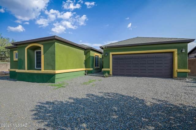 2435 W Nebraska Street, Tucson, AZ 85746 (#22118957) :: Long Realty - The Vallee Gold Team