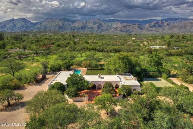 8401 E Woodland Road, Tucson, AZ 85749 (#22118959) :: Gateway Partners International