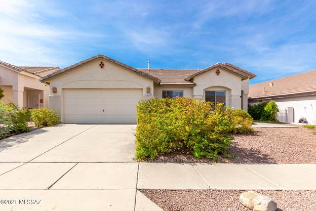 10138 E Watson Drive, Tucson, AZ 85730 (#22118960) :: Long Realty - The Vallee Gold Team